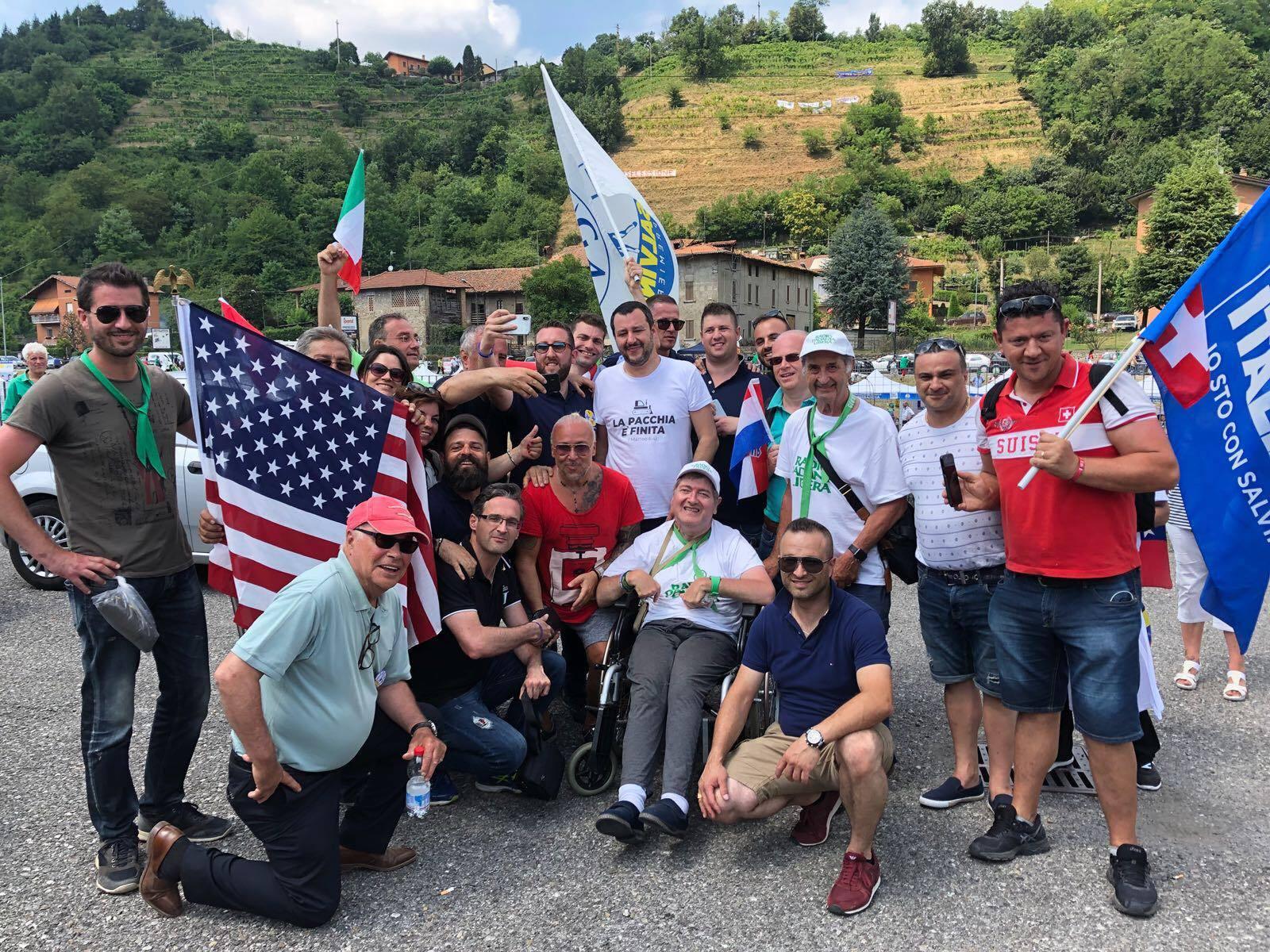 Dalla Lega Salvini Premier